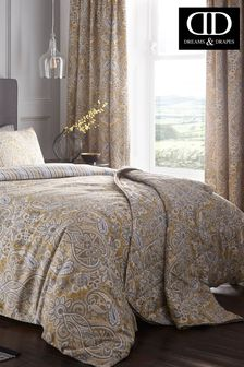 Maduri Damask Duvet Cover And Pillowcase Set by D&D