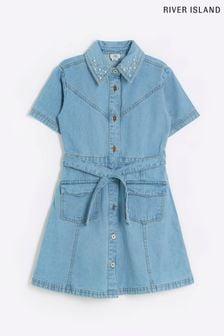 動物刺繡上衣 (3個月至7歲)