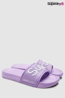 Superdry Lilac Slider