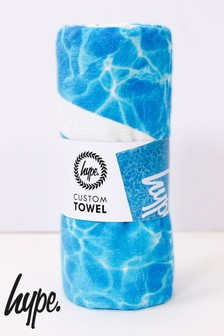 Hype. Printed Towel