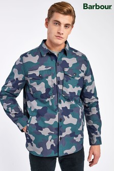 Barbour® Ocean Camo Overshirt