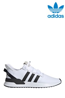 adidas Originals White U Path