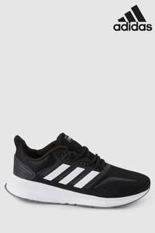 adidas Black White Run Falcon a3f1bd83c1