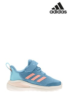adidas Blue/Pink Trainers