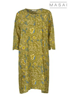 Masai Green Nadia Dress