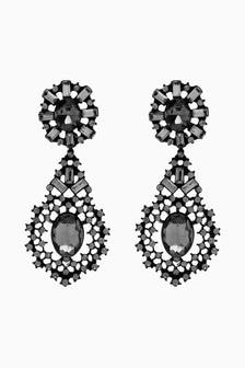 Jewelled Statement Earrings