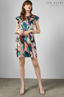 3d5acc931179 Buy Women s dresses Ruffle Ruffle Dresses Tedbaker Tedbaker from the ...