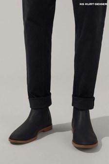 Kurt Geiger Black Harry Boots