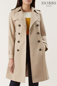Hobbs Natural Saskia Trench