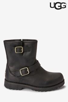 UGG® Harwell Biker Buckle Boots