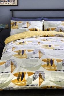 Saldana Duvet Cover and Pillowcase Set