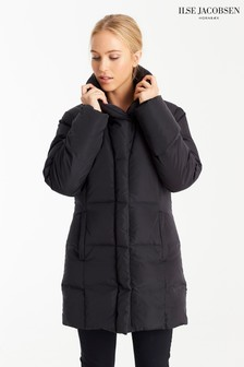Ilse Jacobsen Grey Down Coat