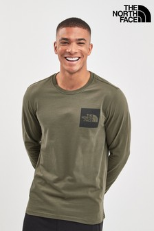 The North Face® Long Sleeve Fine Tee