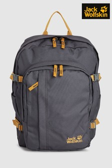 Jack Wolfskin Campus Grey Bag