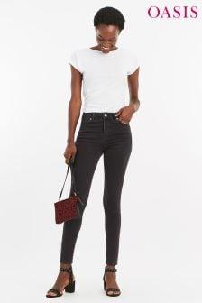 Oasis Grey Lily Skinny Jean