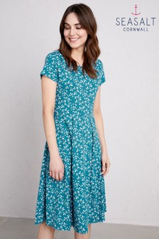 Seasalt Blue Riviera Dress