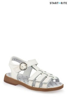 Start-Rite White Carousel Shoe