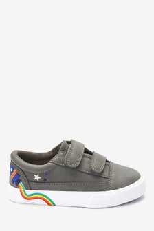 Rocket Double Strap Shoes (Younger)