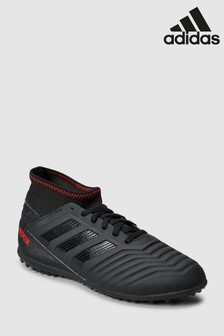 adidas Black Archetic Predator Turf Junior & Youth