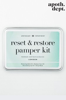 Apothecary Department Reset & Restore Pamper Kit