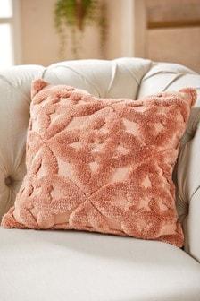 Tufted Tile Geo Cushion