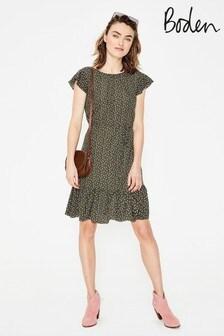 Boden Green Cynthia Dress