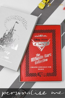 Personalised Disney™ Cars Collection Book by Signature Book Publishing