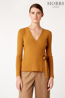 Hobbs Yellow Isabelle Sweater