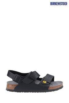 Birkenstock Black Milano ESD Sandals