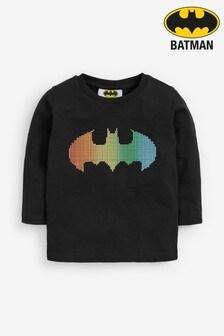 Batman Rainbow Long Sleeve T-Shirt (3mths-8yrs)