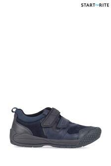 Start-Rite Blue Strike Shoes