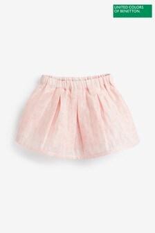 Benetton Pink Tutu Skirt
