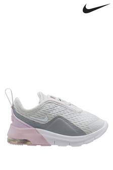 Nike Grey/Pink Motion Infant Trainers