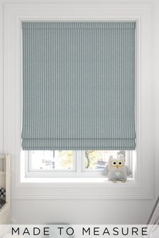 Nestor Seafoam Green Made To Measure Roman Blind