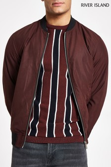 River Island Berry Kingston Bomber Jacket