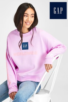 Gap Pink Sweat Top