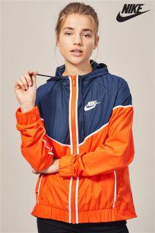 Nike Orange/Navy Jacket