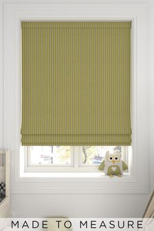 Nestor Sorbet Yellow Made To Measure Roman Blind