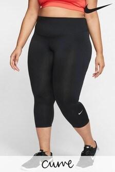 Nike Curve One Training Cropped Leggings