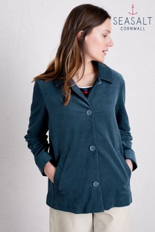 Seasalt Blue Country Walk Squall Jacket