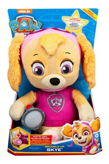 Paw Patrol Snuggle Up Pups Skye Solid Toy