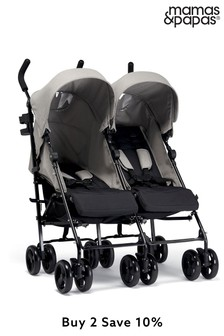 Mamas & Papas Cruise Twin Buggy