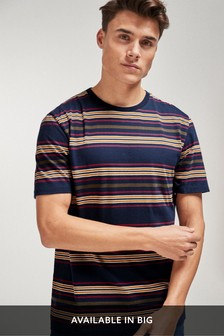 Stripe Regular Fit T-Shirt