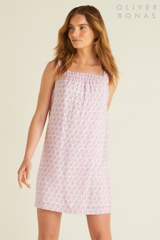 Oliver Bonas Geo Print Sun Dress