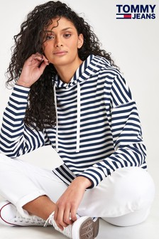 Tommy Jeans Striped Cosy Hoody