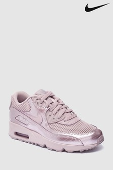 Nike Pink Metallic Air Max 90