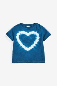 Tie Dye Short Sleeve T-Shirt (3-16yrs)