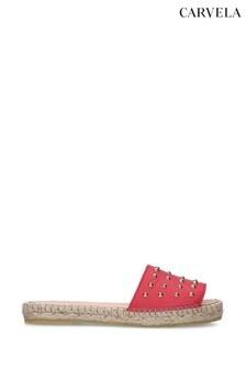 Carvela Katch Red Sandals