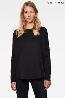 G-Star Black Loose T-Shirt