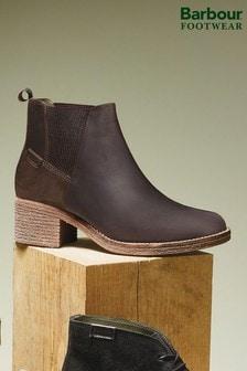 Barbour® Brown Keren Boots